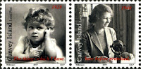 Canvey Local Post QEII Accession Anniversary Stamps