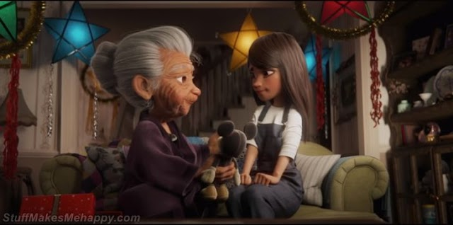 Disney Unveils Touching Christmas Short Film About The Importance Of Family (Video)