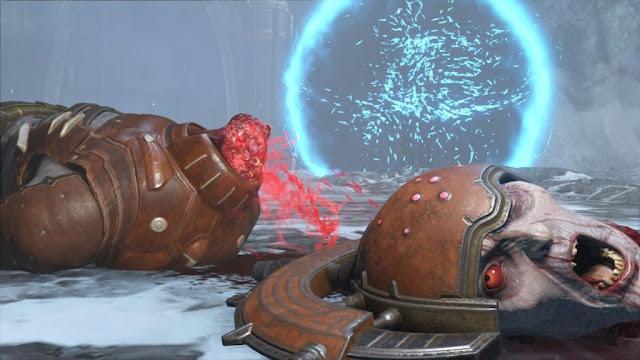 Doom Eternal Mission 04 Hunter Base