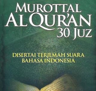 Download Murottal Mp3 Al-quran terjemahan Indonesia