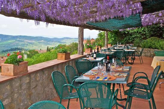 Tuscany wine tours with sergio for Oltre il giardino