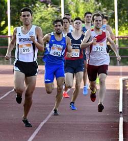 Atletismo Marathón Atlético Aranjuez