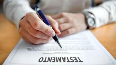Definición función testamento