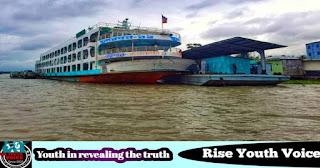 প্রতিকূল আবহাওয়ায় নদী বন্দরসমূহে সতর্কতা জারি