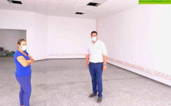 Las obras de la nueva sede del Grado de Enfermería de la ULL en La Palma entran en la recta final