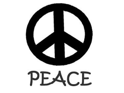 foto lambang peace