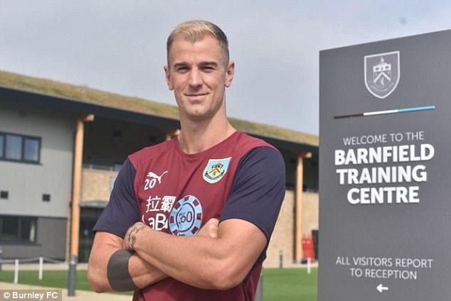 Mourinho sắp sở hữu Joe Hart với giá 0 đồng?