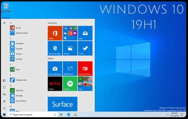 مايكروسوفت تمدد الدعم التقني و الأمني للنسخ القديمة من ويندوز 10 بسبب كورونا
