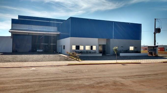Novas instalações da Roldamax serão entregues nesta terça-feira (18)