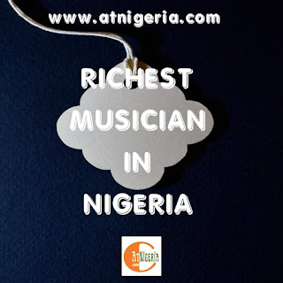 Richest Musicians in Nigeria this Year