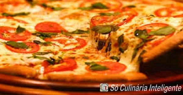 Pizza de Liquidificador - Prática e Deliciosa! (Imagem: Reprodução/Internet)