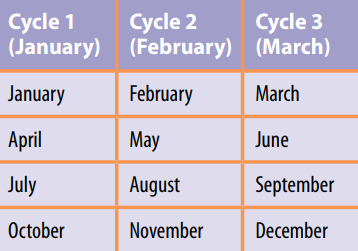 Option Expiration Cycles