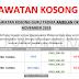 JAWATAN KOSONG GURU TADIKA OKTOBER-NOVEMBER 2019 / CARA MEMOHON