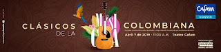 """Concierto """"Clásicos de la música colombiana"""" en Bogotá"""