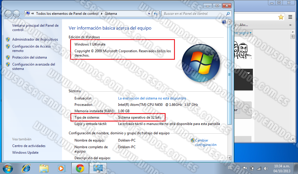 descargar windows 7 ultimate lite 32 bits iso