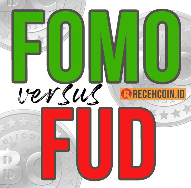 apa itu fud dan fomo bitcoin