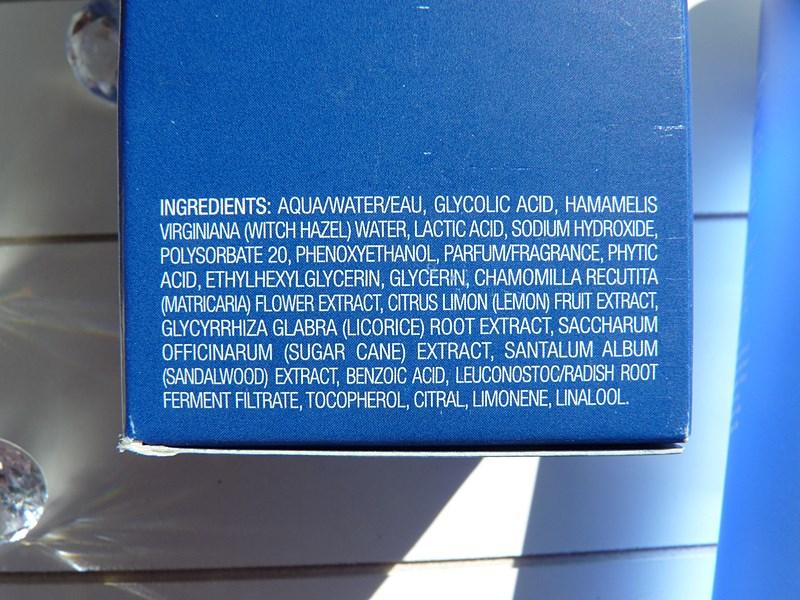 OLE HENRIKSEN Glow2OH™ Dark Spot Toner inci ingredients