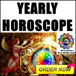 yearly predictions, monthly horoscope , zodiac divination