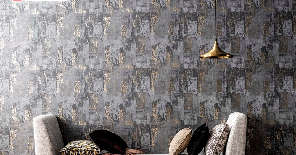 Make Your Wall Counted in The Interior Decoration Accessories by Choosing Designable Wallpaper