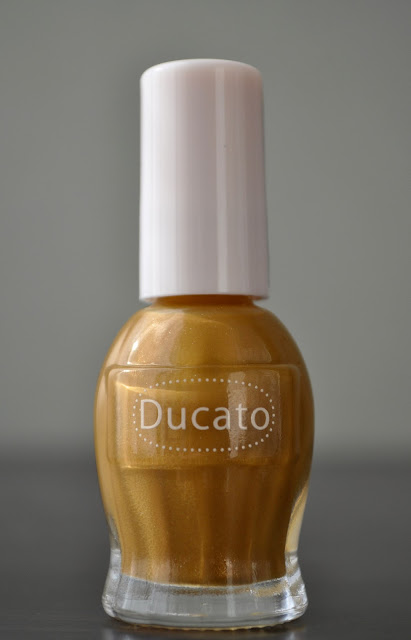 Ducato Cut The Mustard! Ducato Natural Nail N80