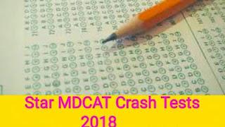 Star MDCAT Crash Tests