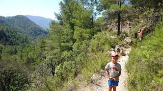 Villahermosa del Río. Ruta del río Carbo. Provincia de Castellón. Comunidad Valenciana.