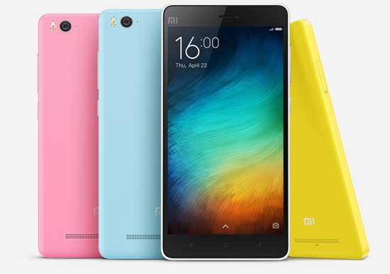 Xiaomi Mi 4i Firmware