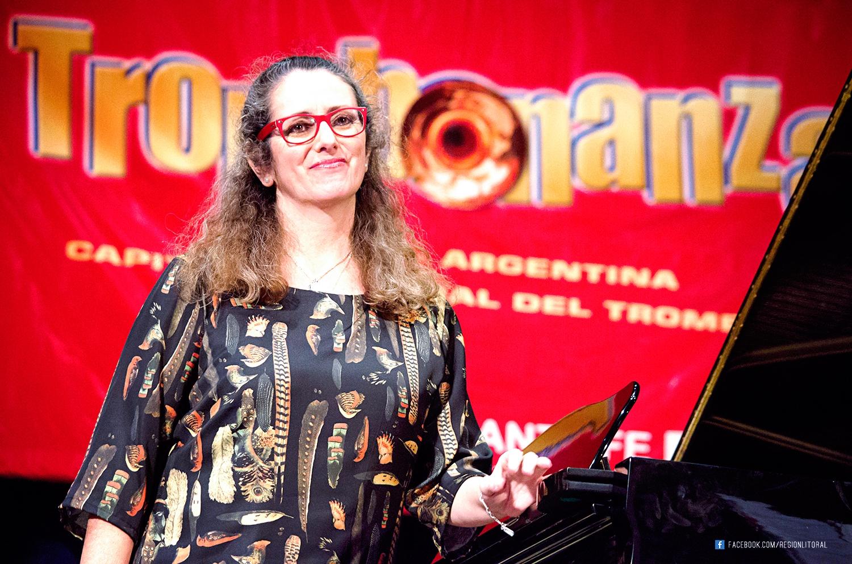 Florencia Rodriguez Botti Trombonanza 2016