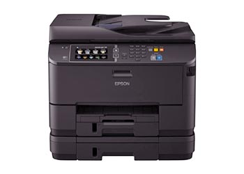 epson wf-4640 user guide