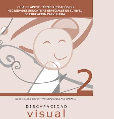 Discapacidad Visual Guía de apoyo