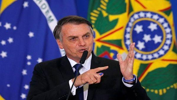 Con decreto de Bolsonaro cualquiera puede comprar un fusil