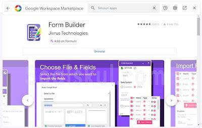 add-on Form Builder