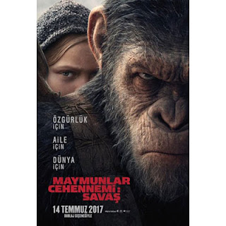 Maymunlar Cehennemi: Savaş (2017)