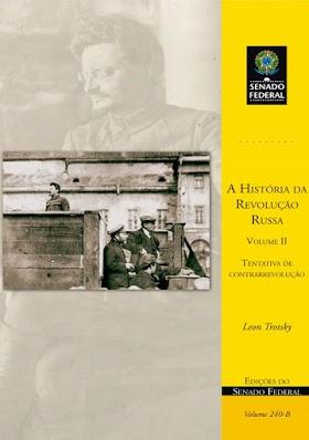 A História da Revolução Russa vol 2