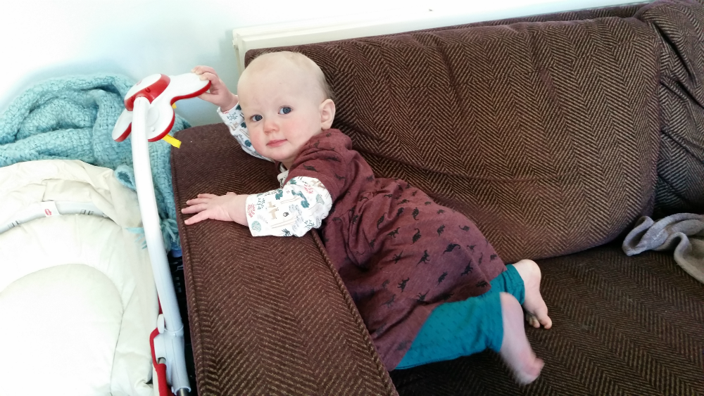 Toddler Togs: Dinosaur Dress