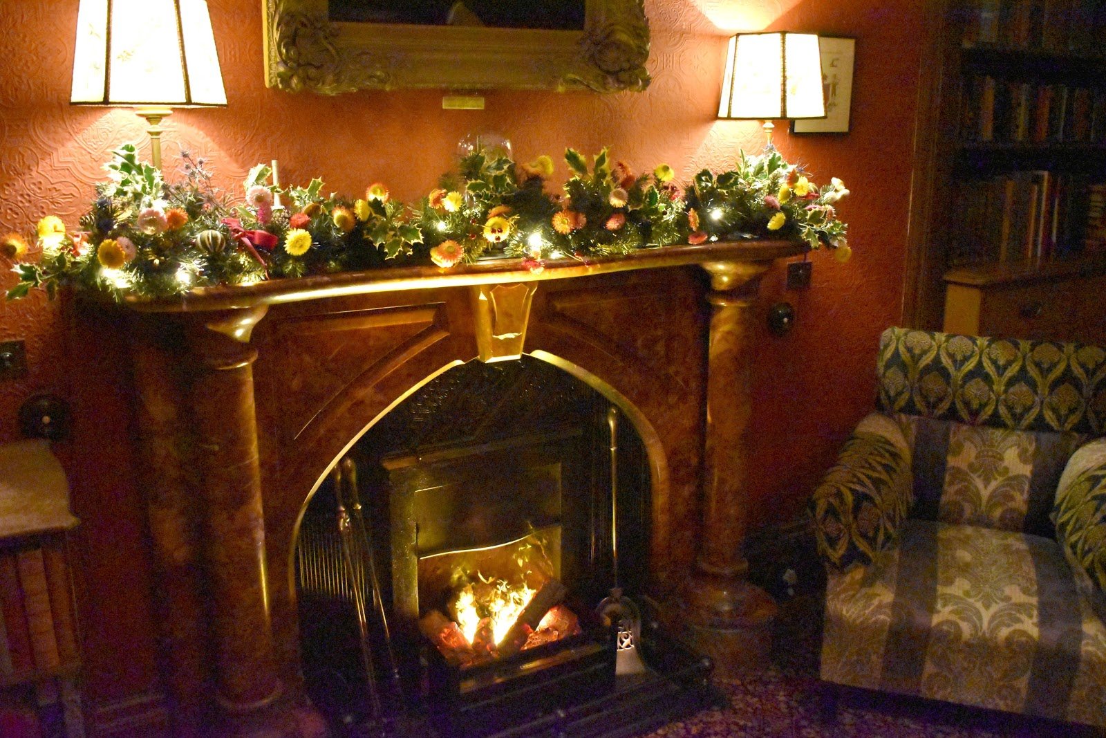 Christmas at Cragside