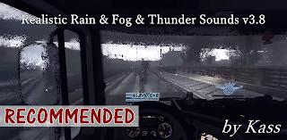 recommendedmodsets2, ets2 mods, euro truck simulator 2 mods, ets 2 realistic rain, ets 2 realistic fog, ets 2 realistic thunder sound,  ets 2 1.32, ets 2 1.31, ets2 realistic mods, ets2 weather mod