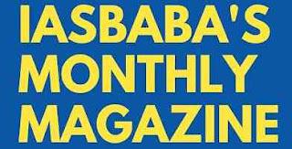 Iasbaba UPSC Current Affairs Magazine January To MAY 2020
