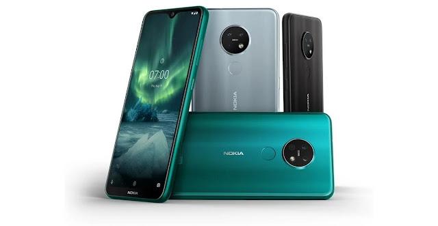 مواصفات هاتف NOKIA 7.3  وموعد الاطلاق