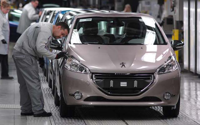 اعلان جديد لتوظيف 50 عامل وعاملة بمصنع Peugeot Citroen بمدينة افران