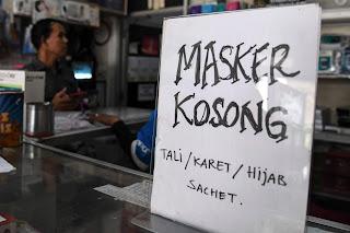 harga masker naik, yuk buat sendiri dengan alat sederhana