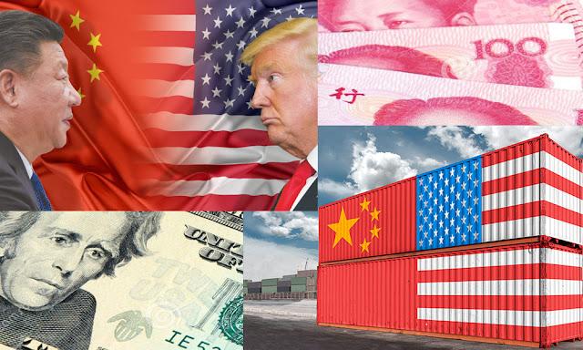 Çin ABD ticaret savaşı
