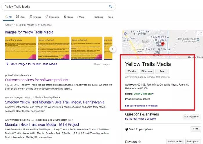 Hướng dẫn đăng ký và sử dụng Google My Business