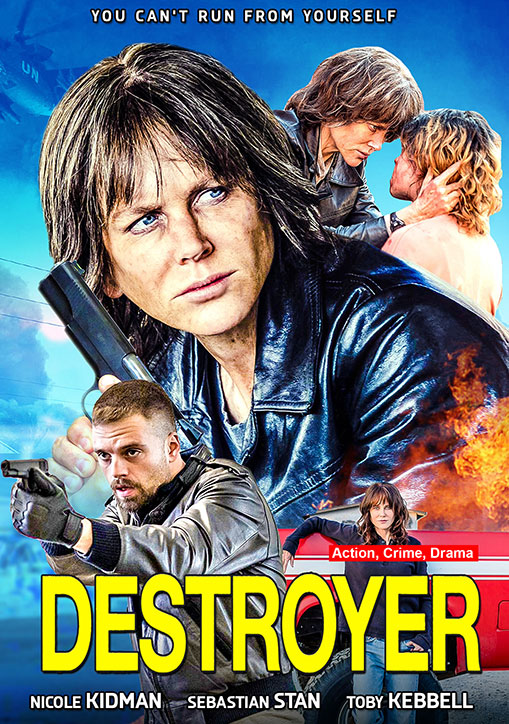 DESTROYER (2018) นิโคล คิด(แมน)บัญชีแค้น (ซับไทย)