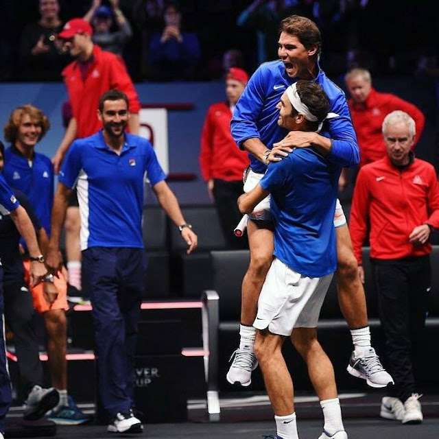 Roger Federer The Savior
