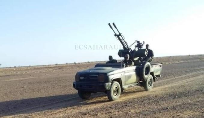 Parte de guerra Nº140. Guerra del Sáhara Occidental.