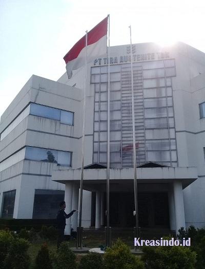 Bongkar Cara Order dan Jasa Tiang Bendera Stainless No.1 di Jabodetabek