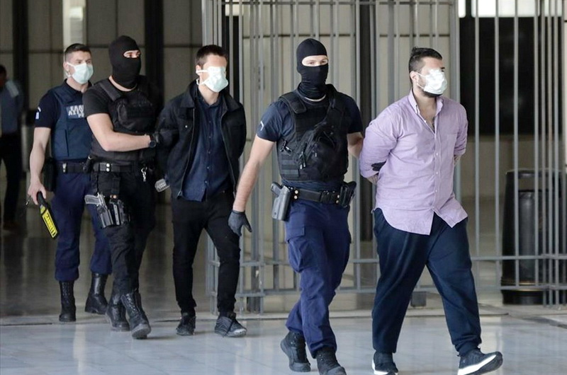 Ισόβια και 15 χρόνια κάθειρξη στους δολοφόνους της Ελένης Τοπαλούδη
