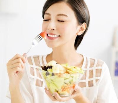 Panduan Pola Makan Untuk Menurunkan Berat Badan Sehat Tanpa Efek