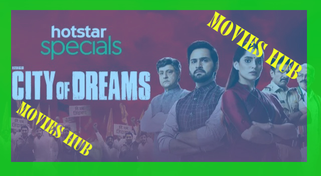 Mayanagari-City of Dreams Hotstar Web Series Season 1